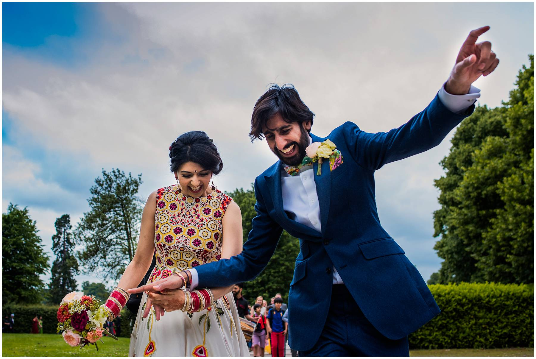 Indian Wedding at Stoneleigh Abbey