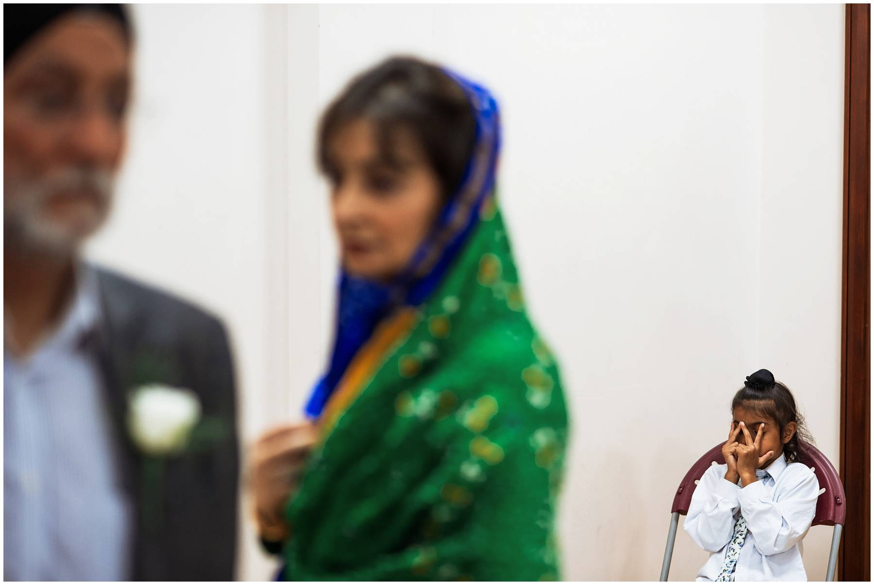 Indian Wedding in Warwickshire