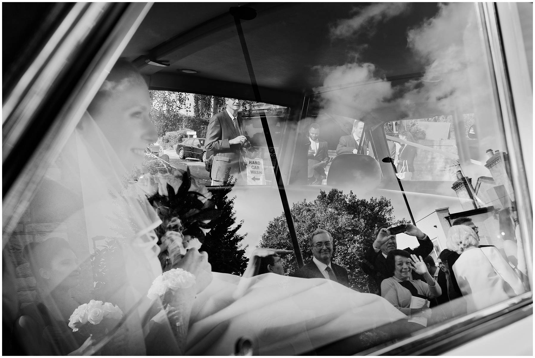 Enfield Church Wedding