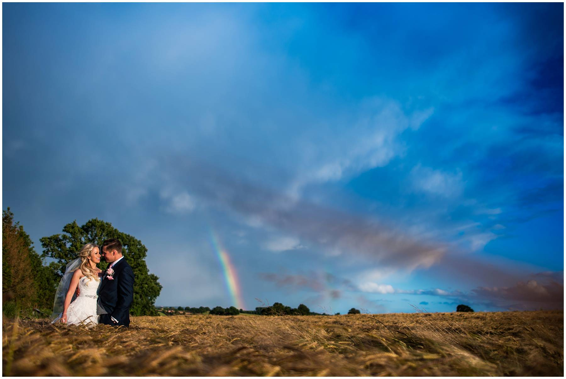 Wedding at Curradine Barns