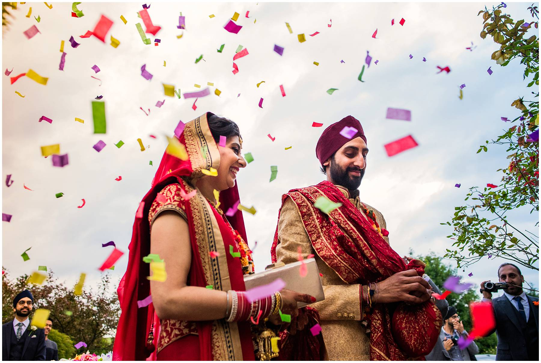 Warwickshire Sikh Wedding
