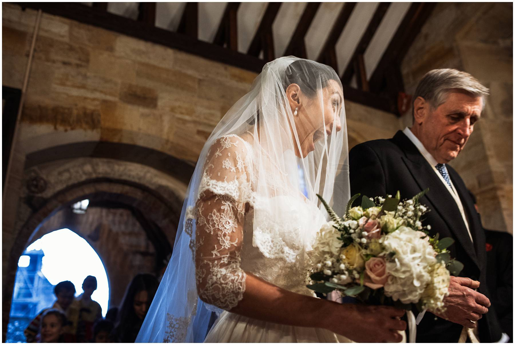 Church Wedding in Sussex