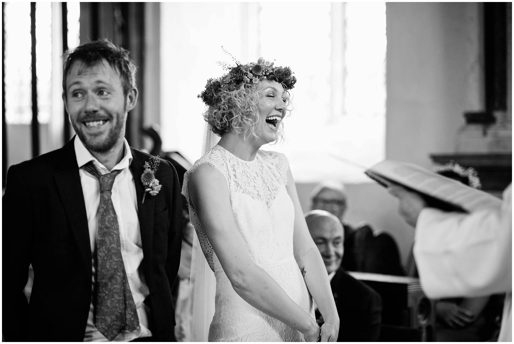 Church Wedding in Coggeshall