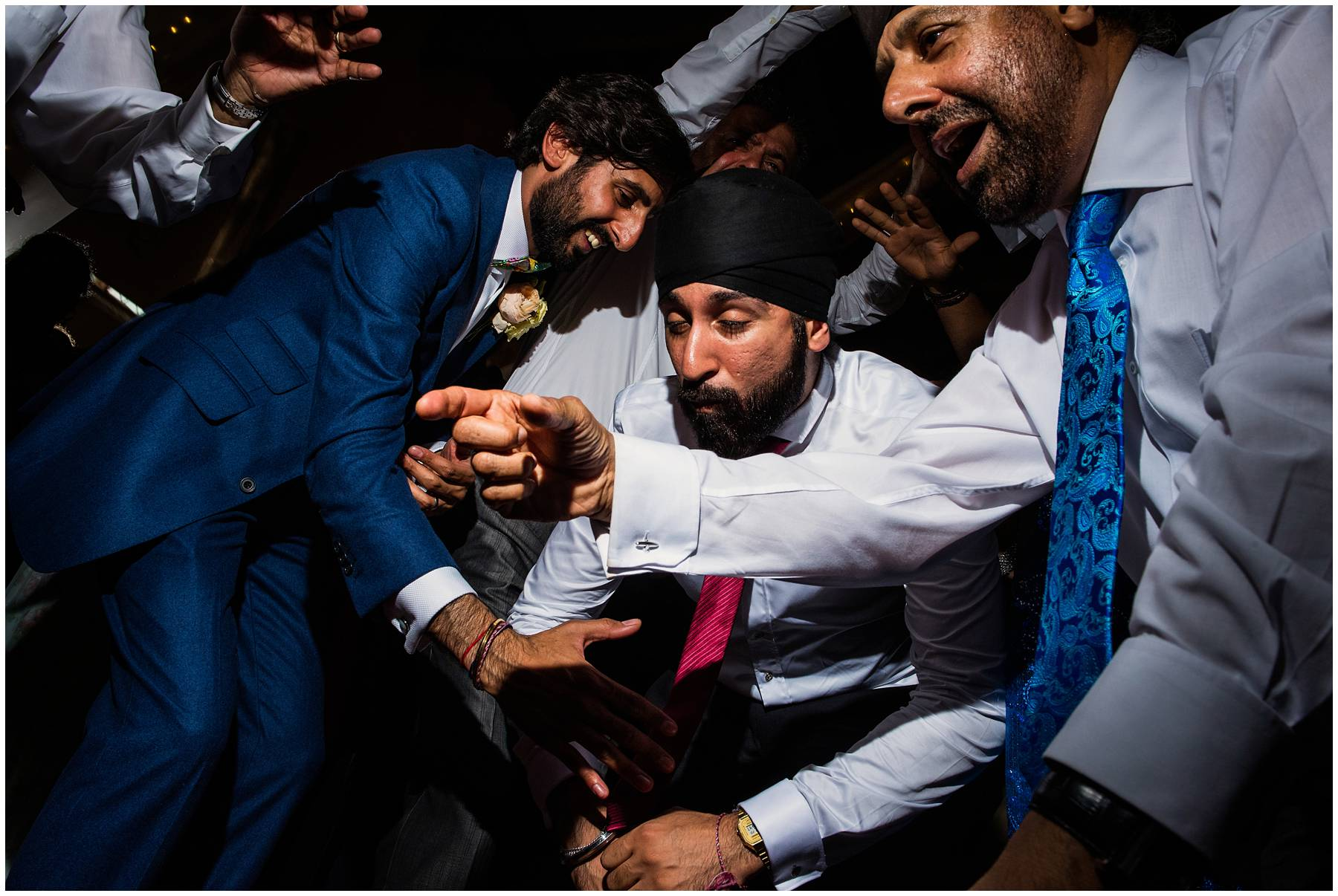 Sikh Wedding at Stoneleigh Abbey