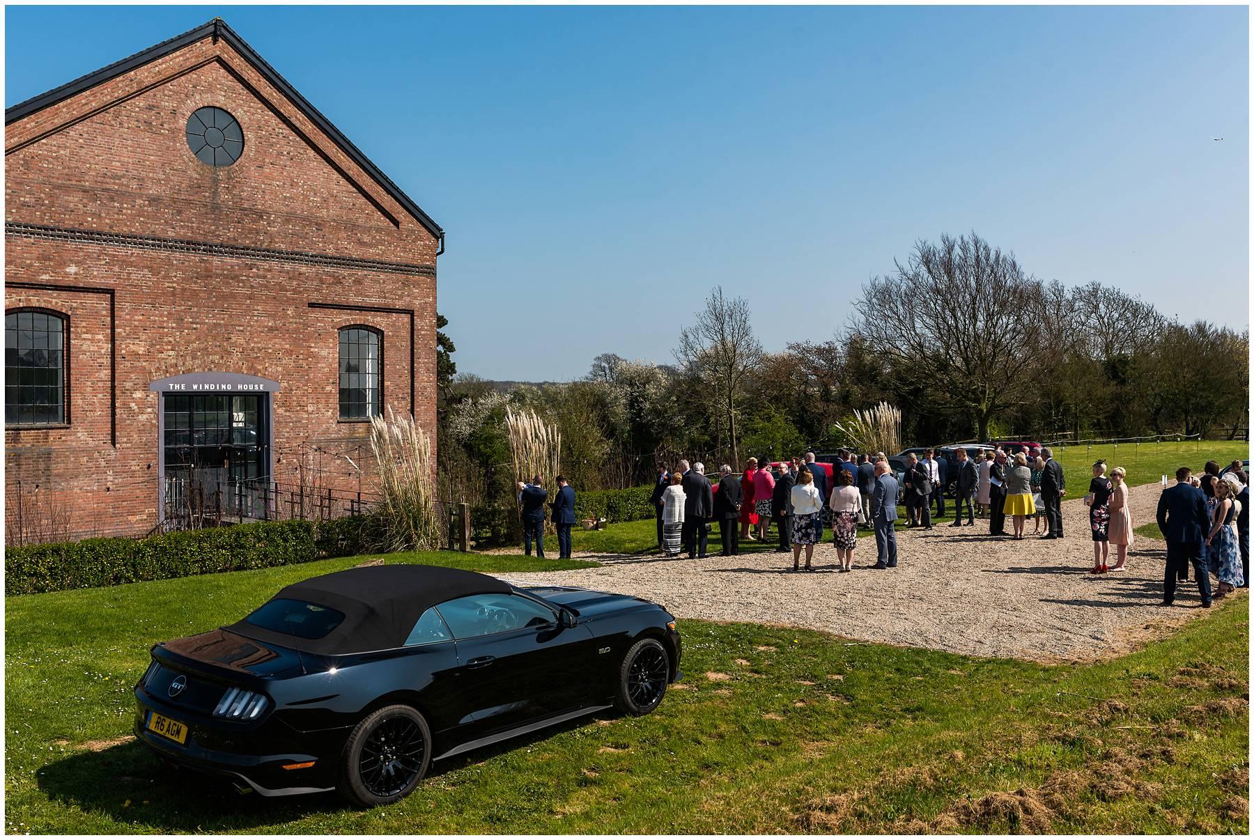 The Winding House Wedding Venue