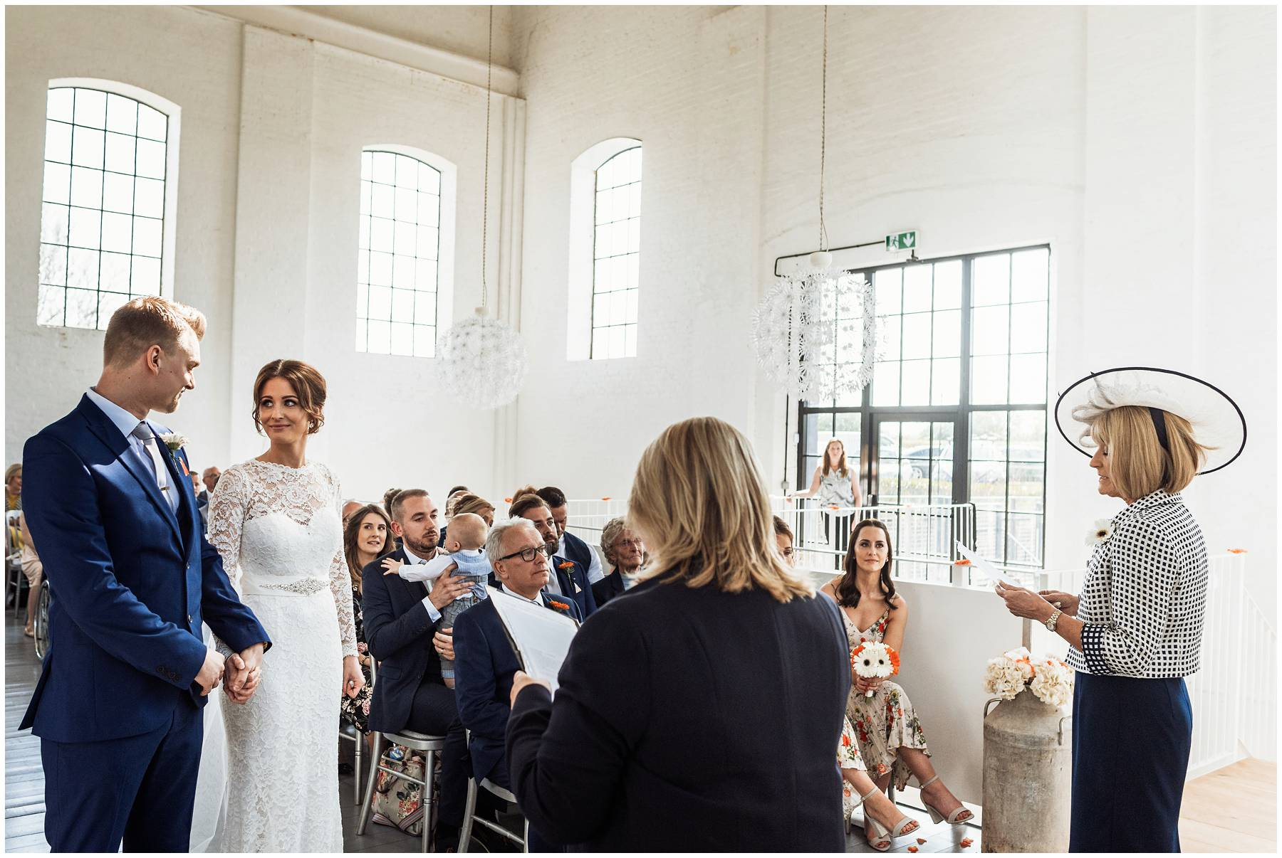 Wedding at the Winding House in Kent
