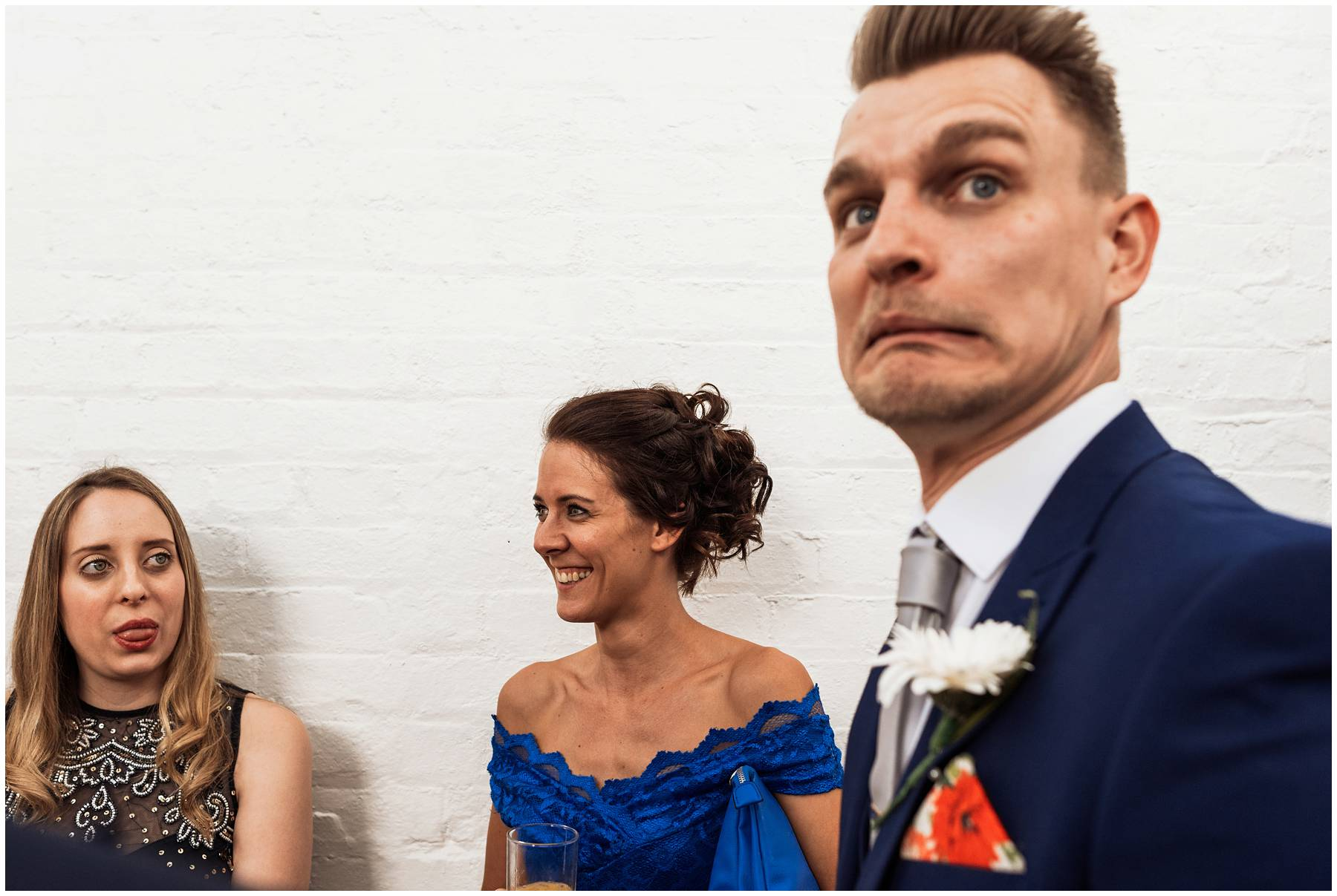 Candid wedding photography in Kent