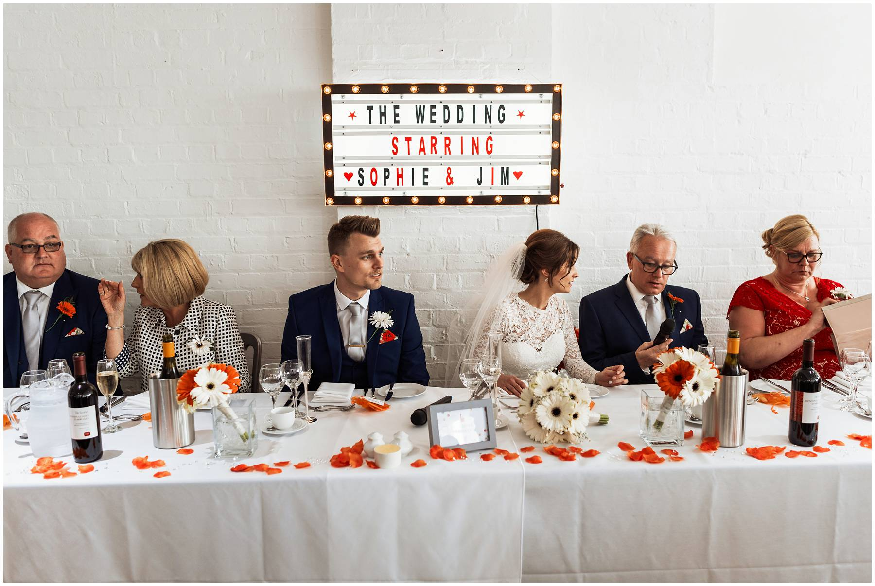 Wedding at The Winding House in Dover