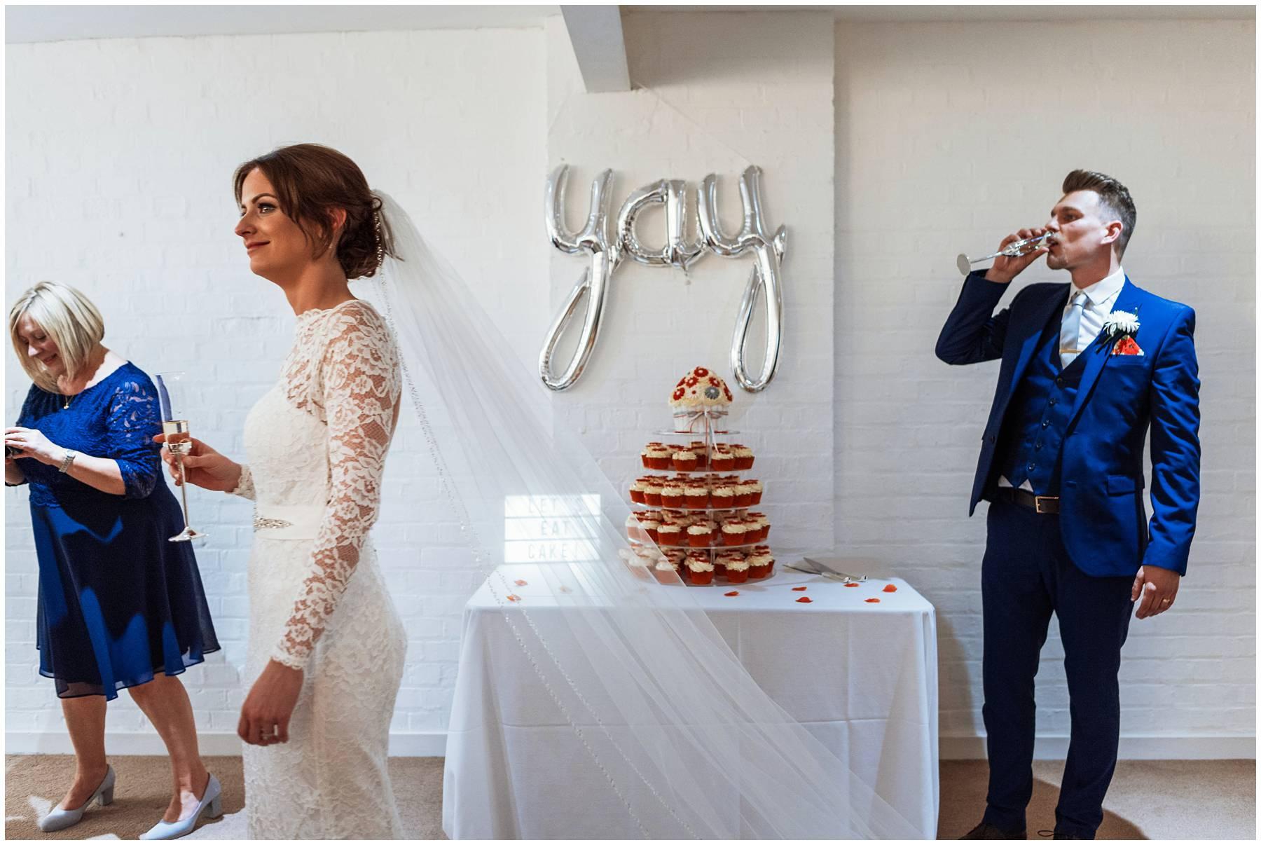 Amazing wedding cake in Kent