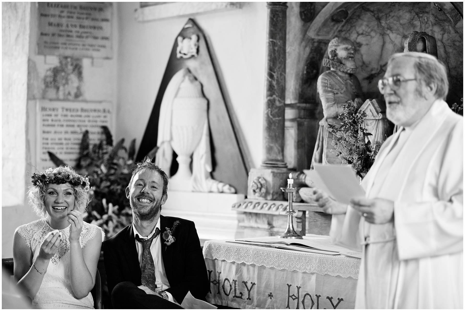 Coggeshall Church Wedding