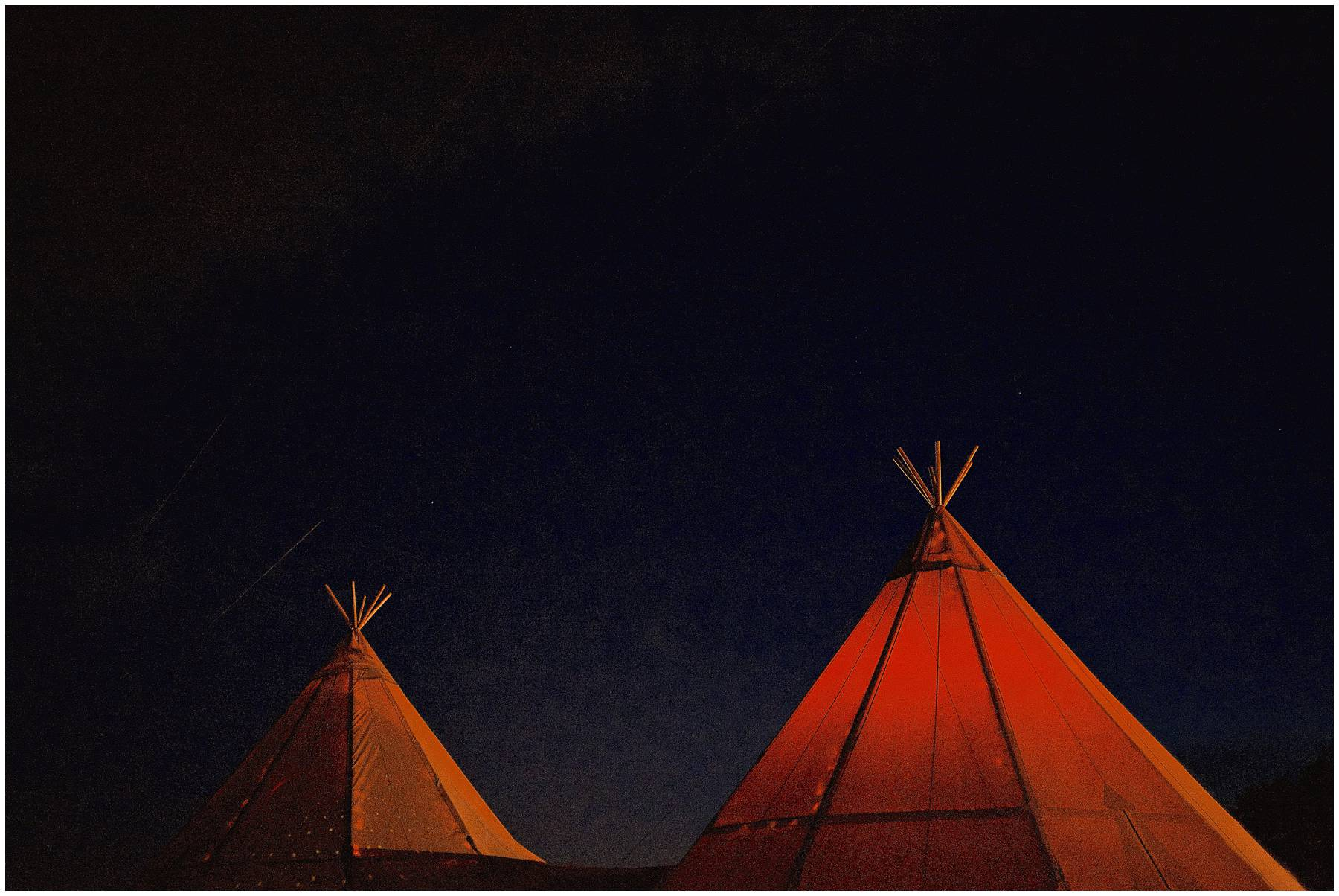 Essex Tipi Wedding