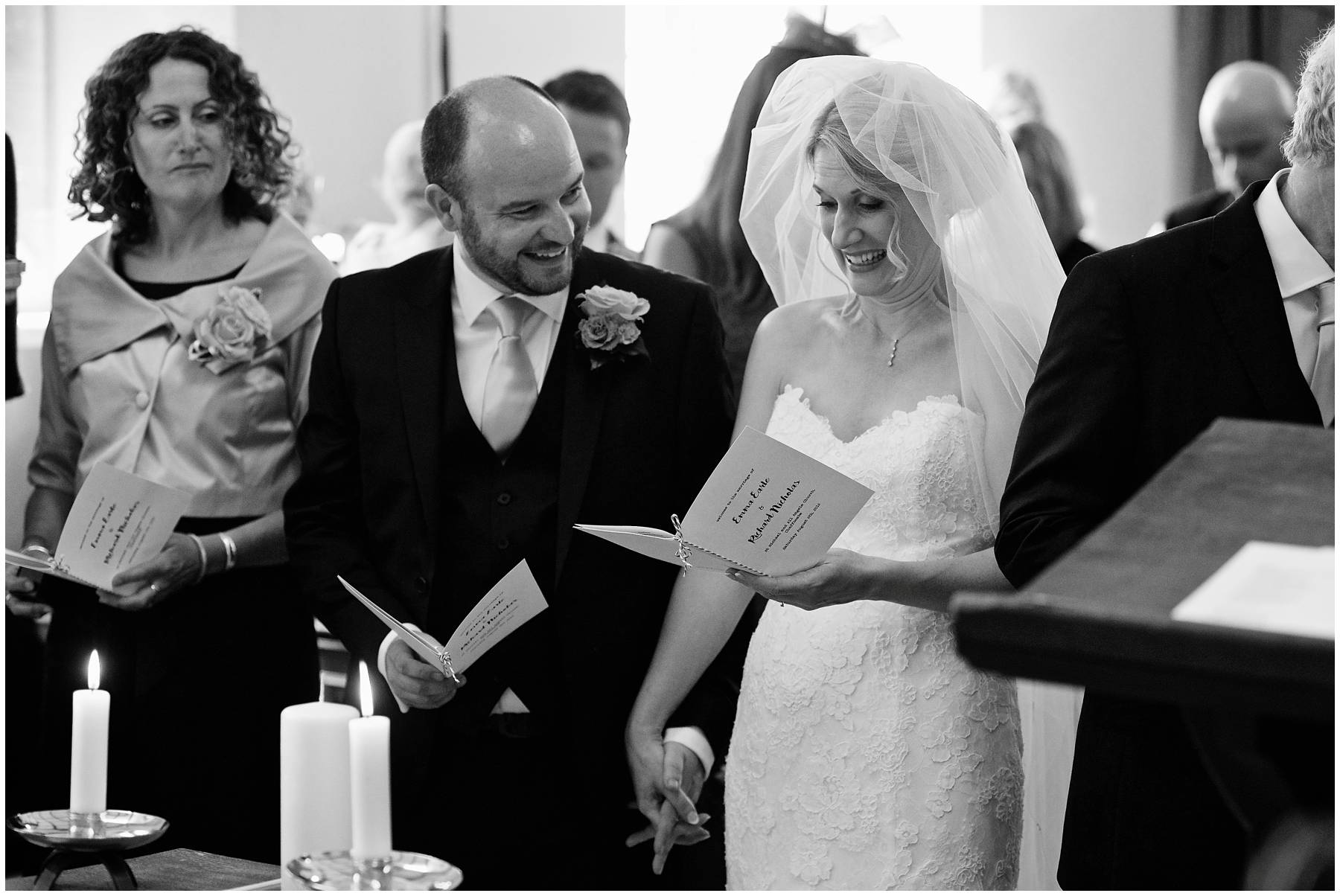 Somerset Church Wedding