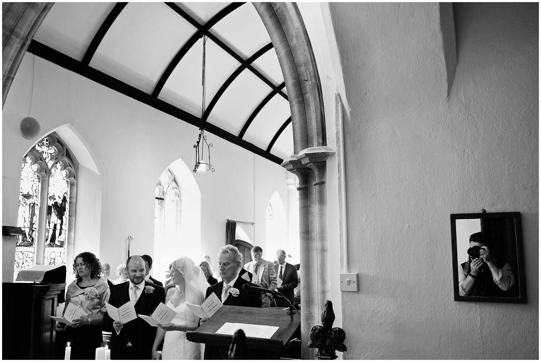 Chard Church Wedding