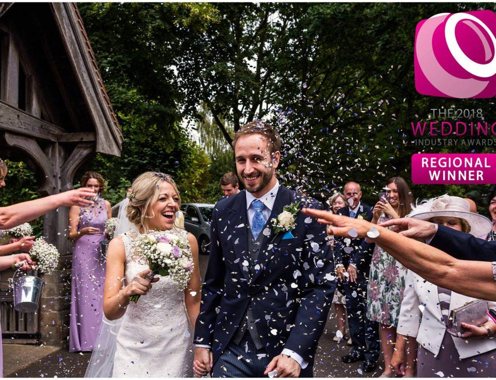 Best Wedding Photographer in East of England 2018