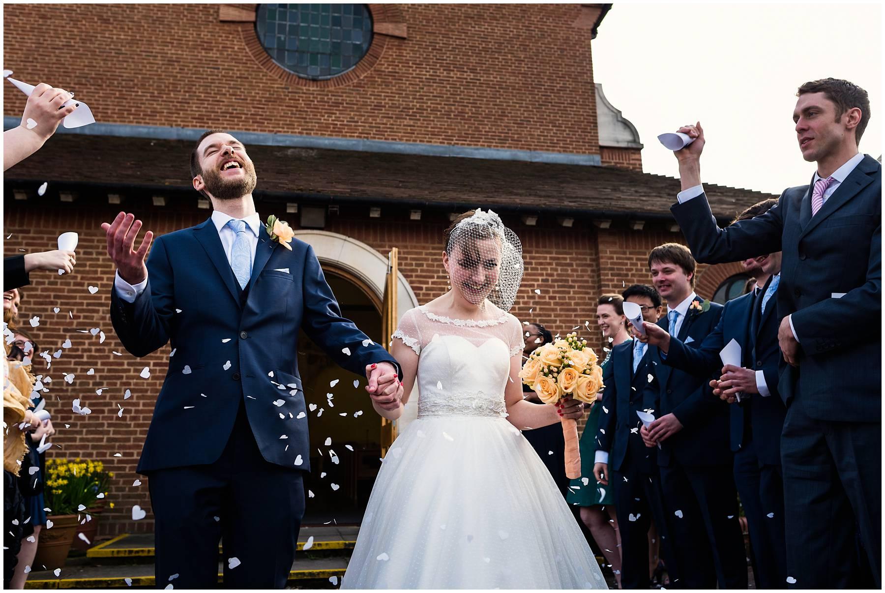 Regional Winner in The Wedding Industry Awards