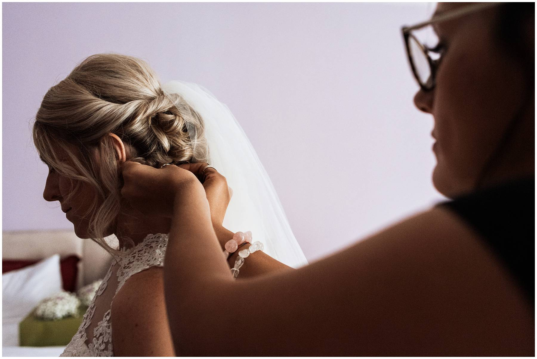 Worcester Bridal prep
