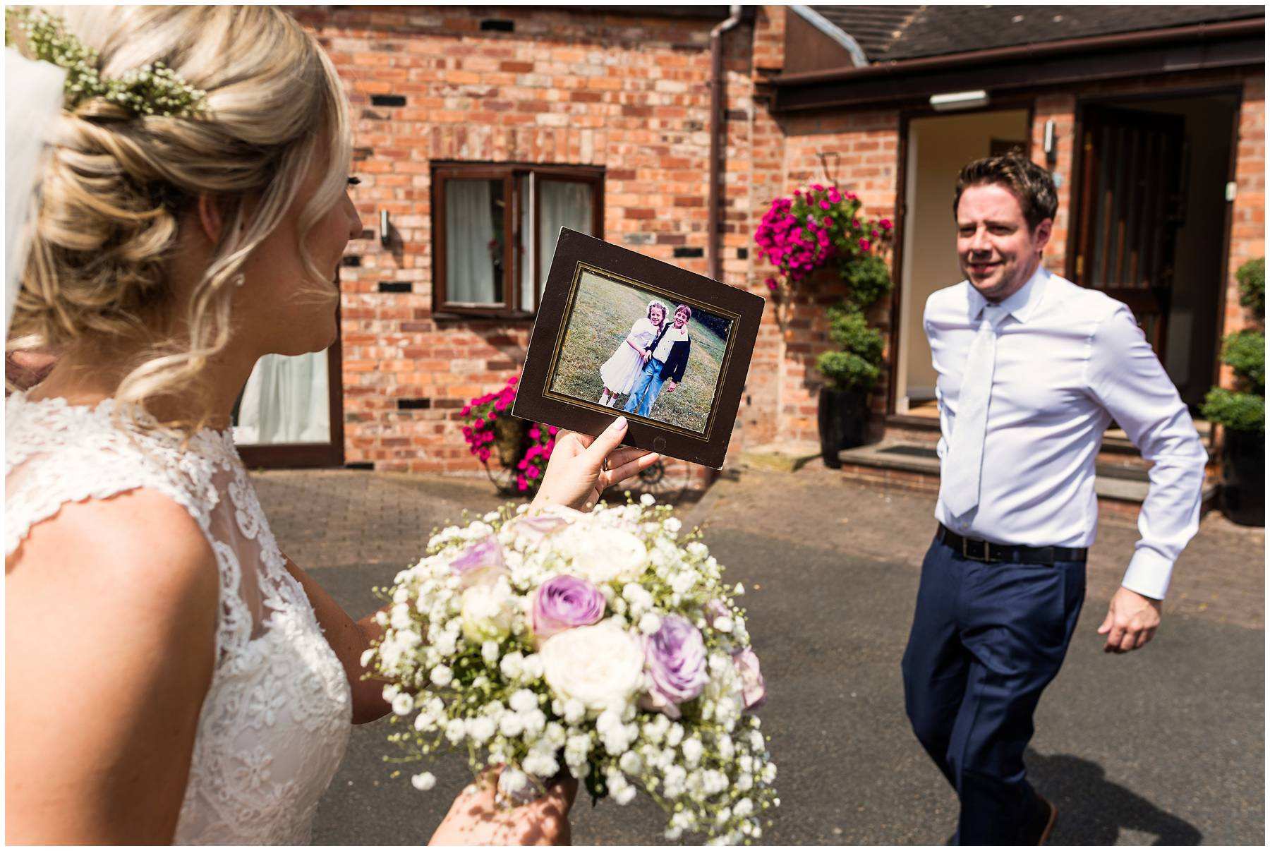Worcestershire Story telling wedding photography