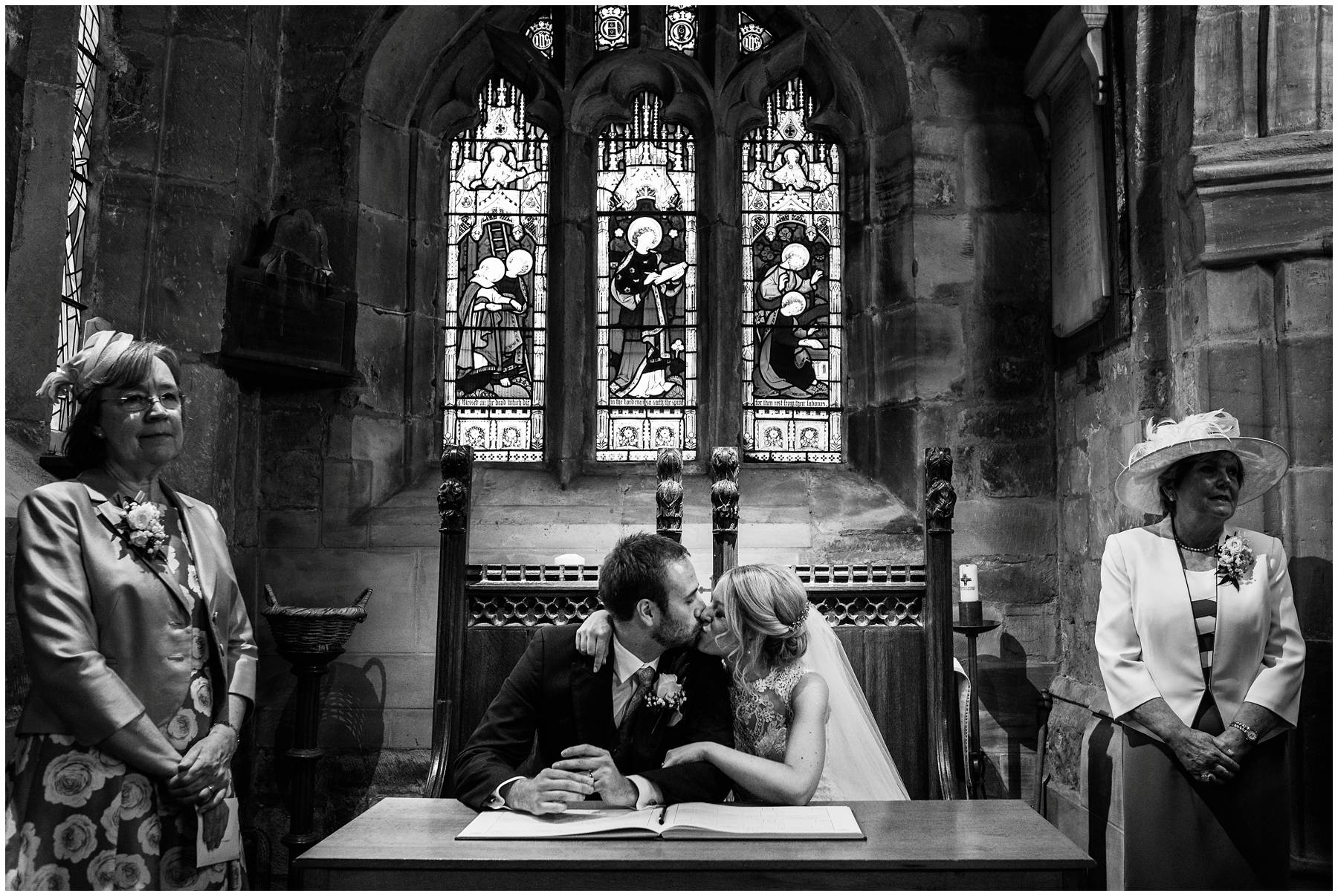 Worcestershire Documentary Wedding Photography