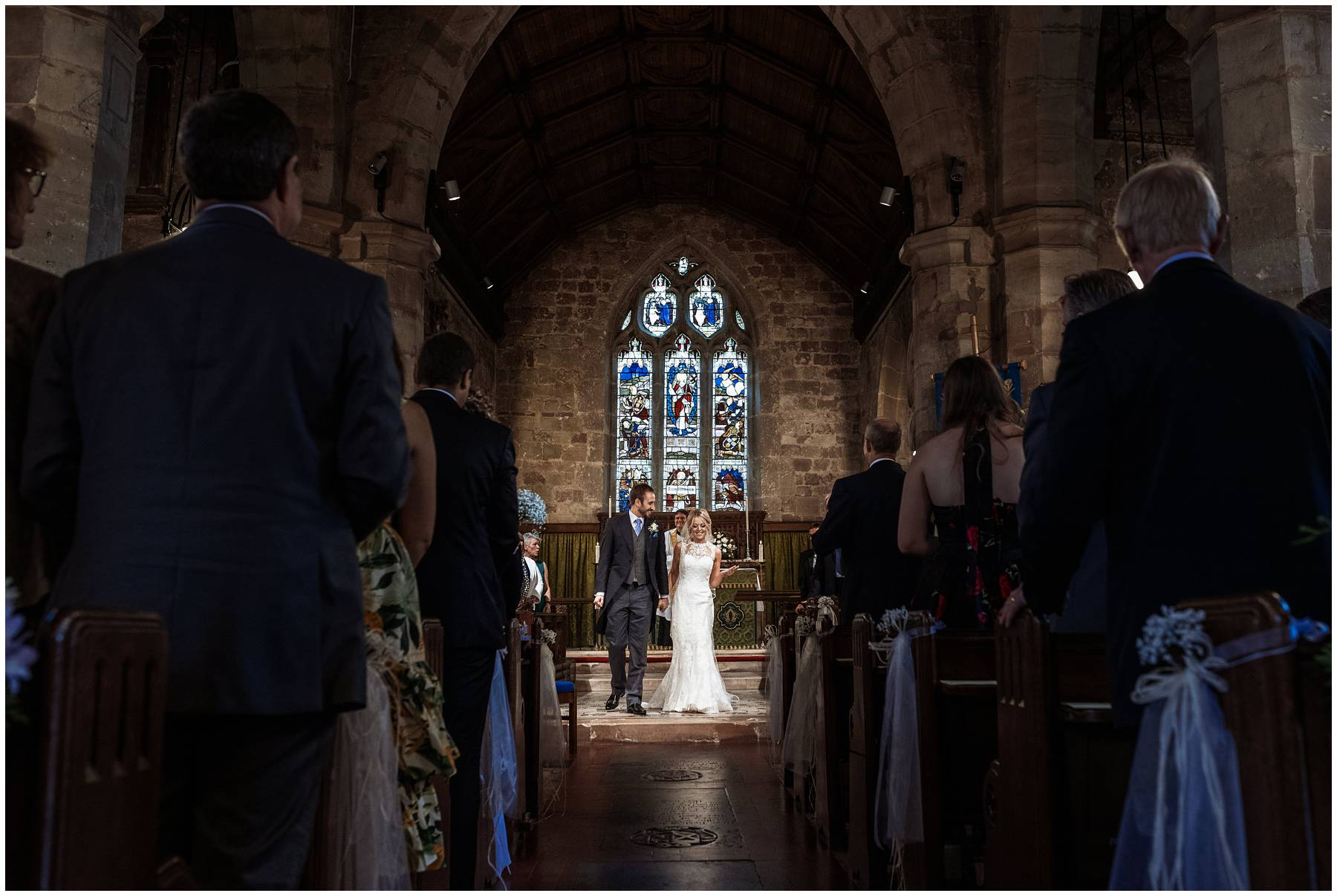Reportage Wedding Photography in Worcester