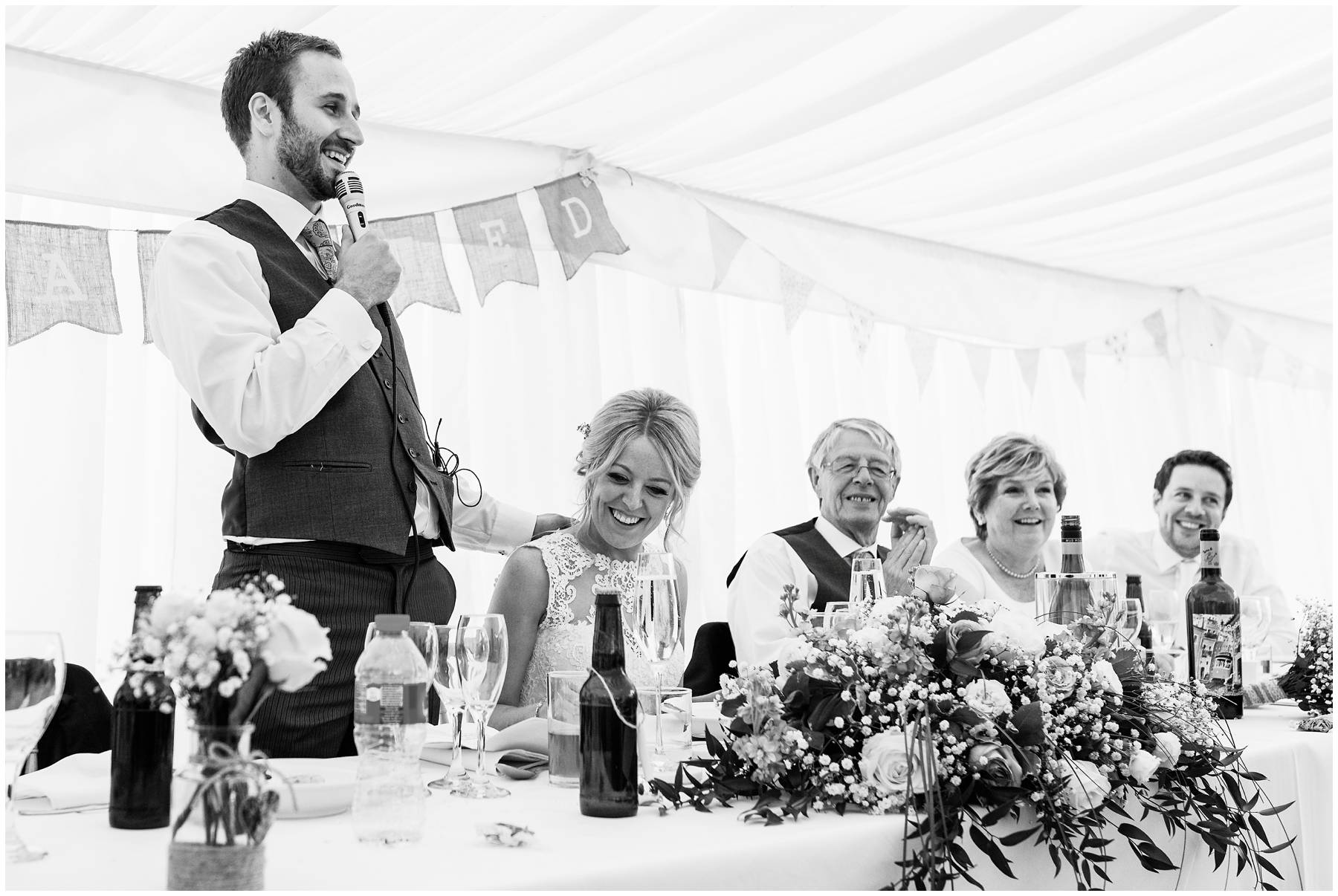 Spetchley Park Wedding