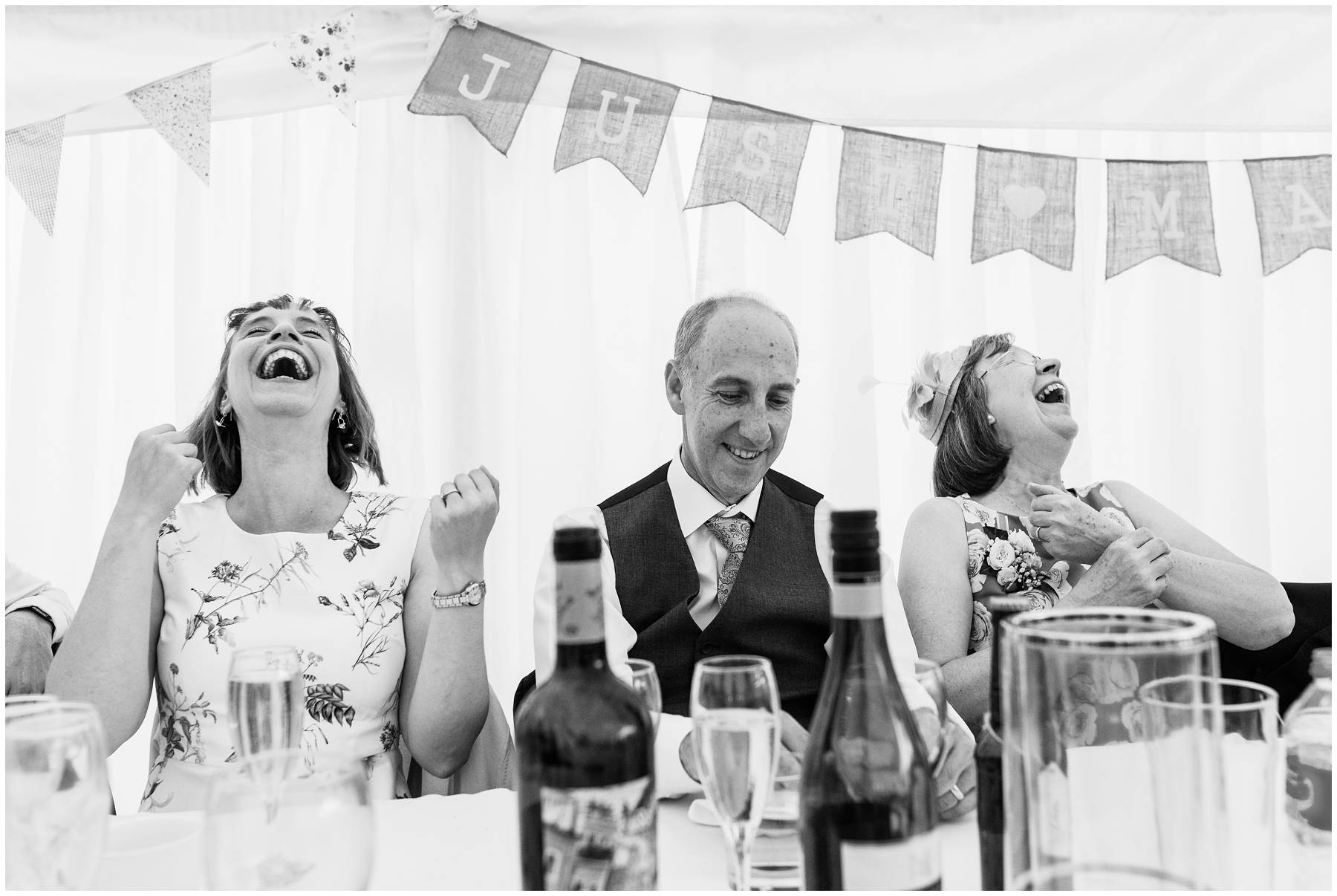 Spetchley Park Reportage Wedding Photography