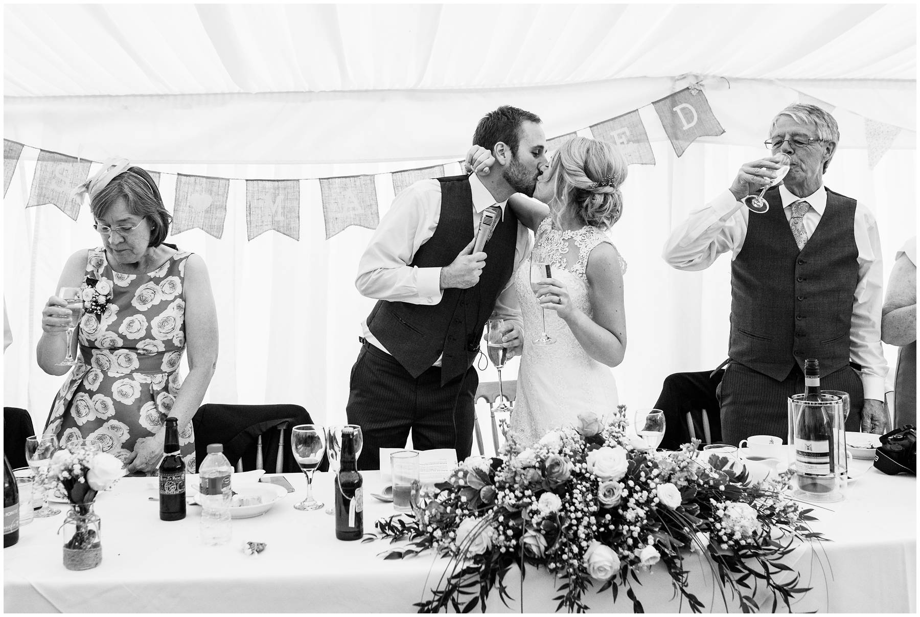 Spetchley Park Wedding Photos