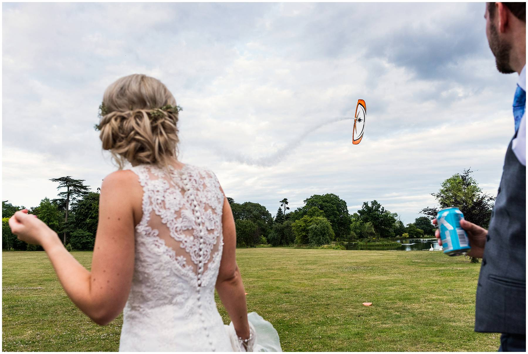 Documentary Wedding Photography at Spetchley Park