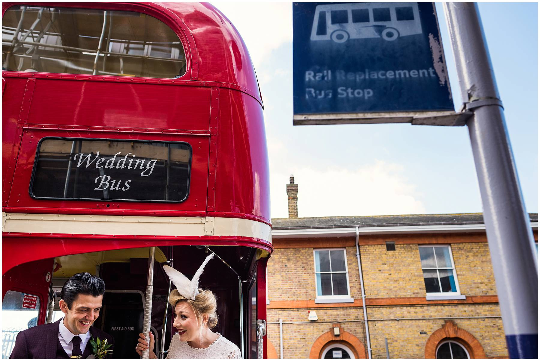 Kent wedding routemaster