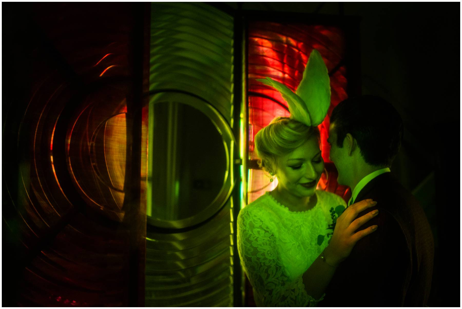 Creative Wedding Photography in Dungeness