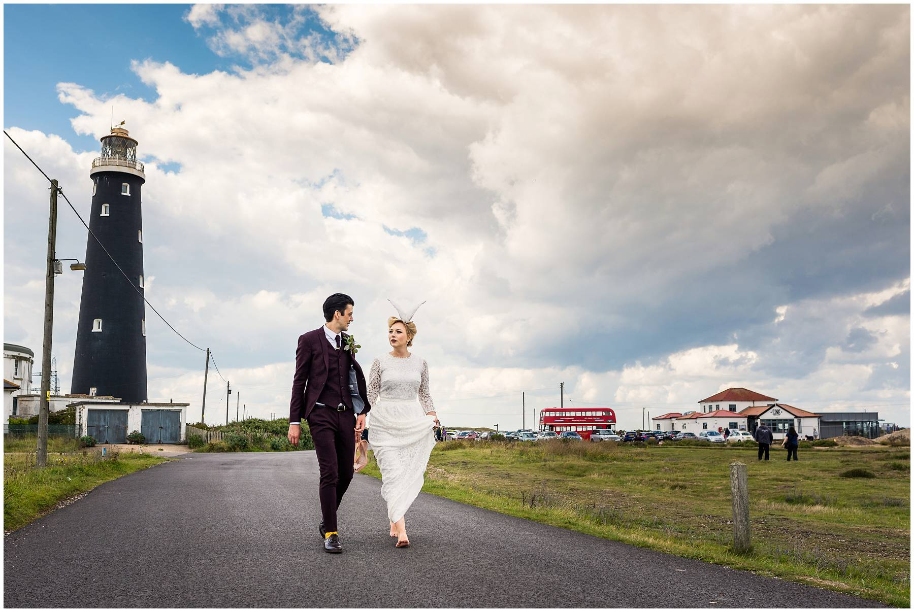 Dungeness Lighthouse Wedding Photographer