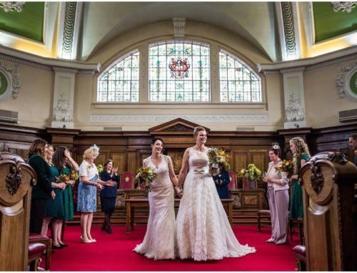 Prince Albert Camden Wedding  |  Jennie + Lindsey