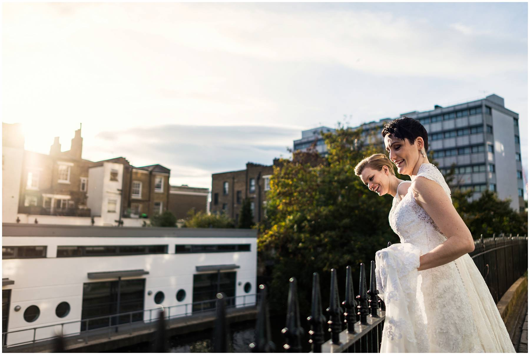 London Same Sex Wedding
