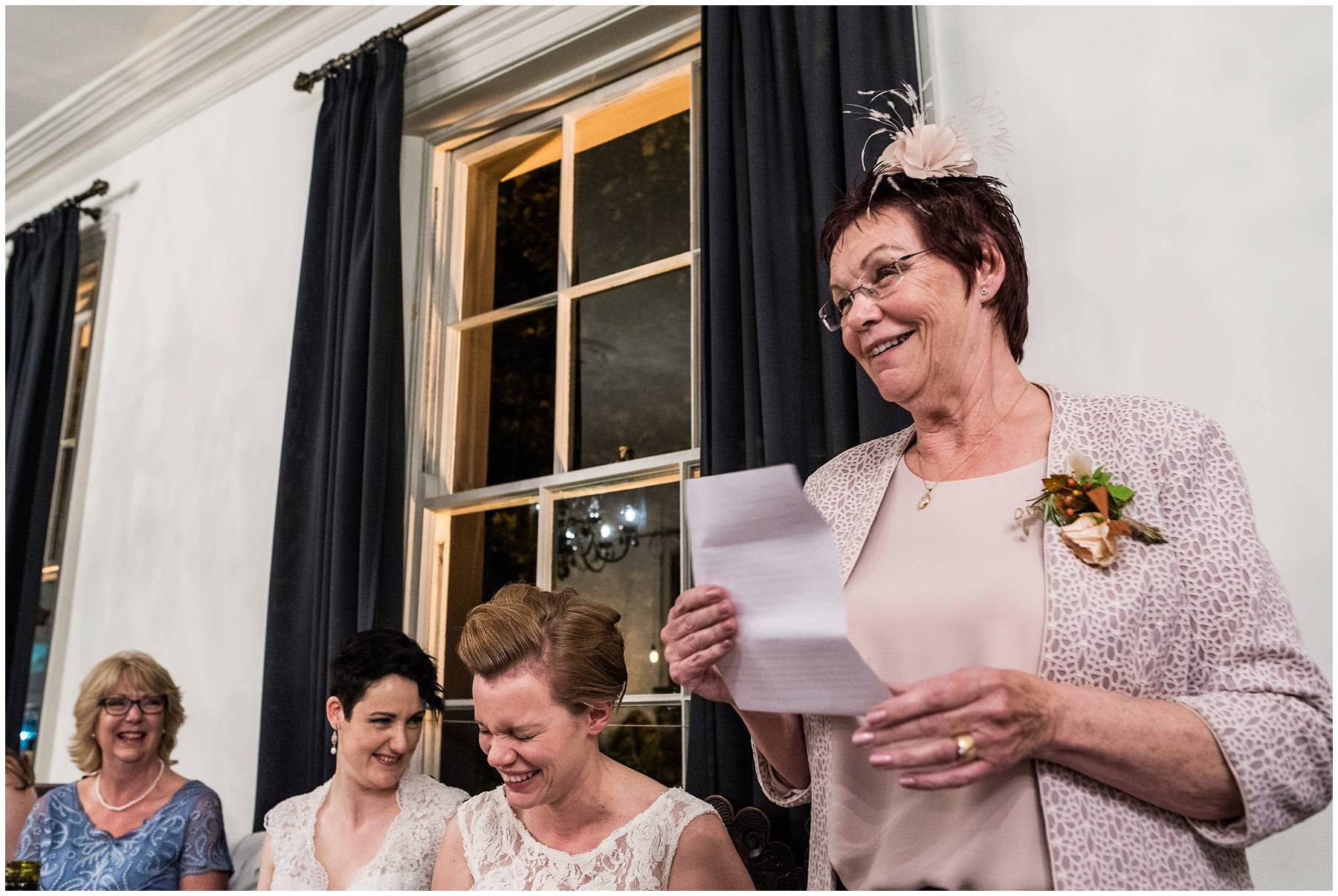 London Pub Wedding Speeches
