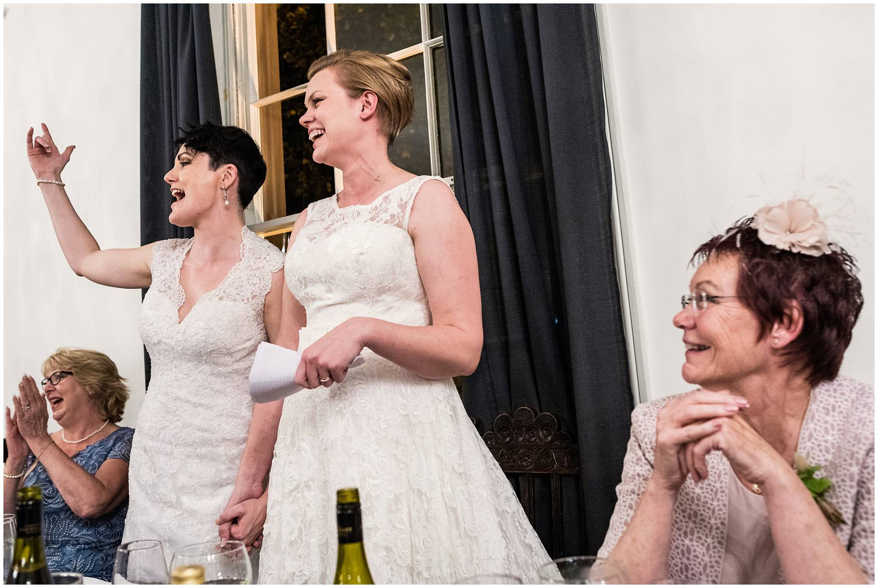 Same sex London Pub Wedding
