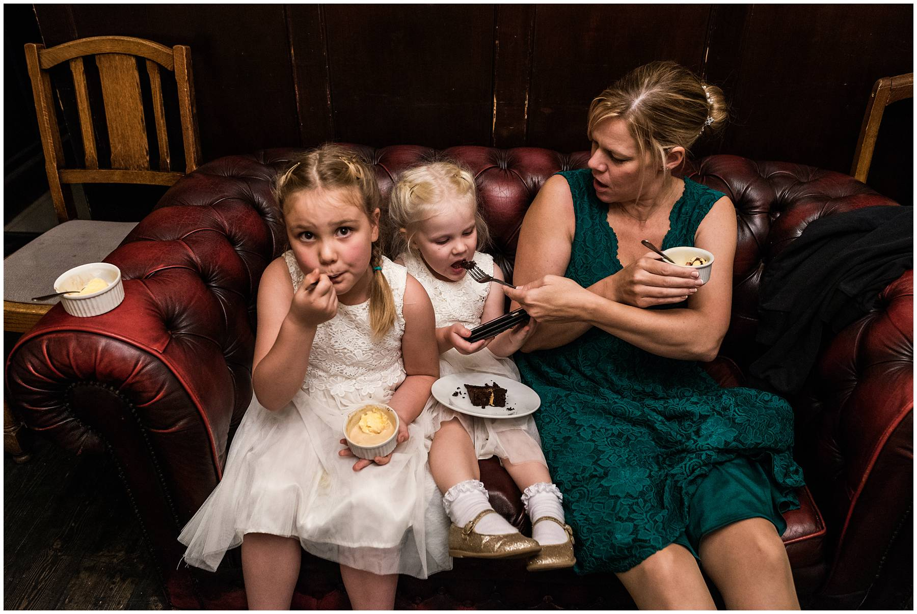 Documentary Wedding Photography at Prince Albert Pub, Camden