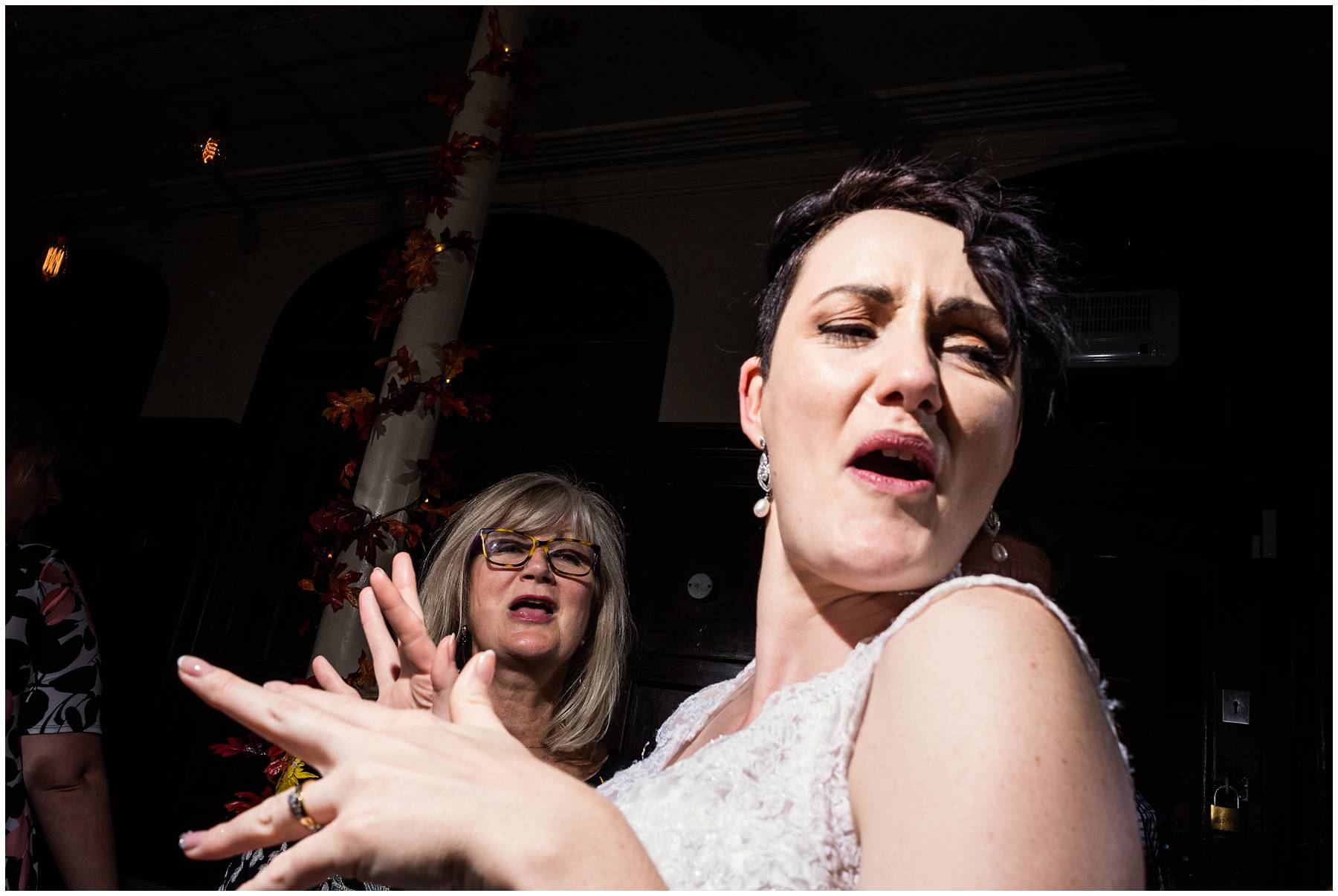Reportage Wedding Photography at Prince Albert Pub, Camden