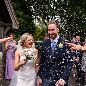 Catherine and Rob wedding testimonial