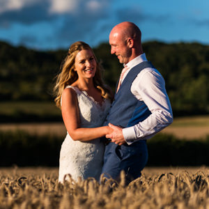 Nicola and Steven wedding testimonial