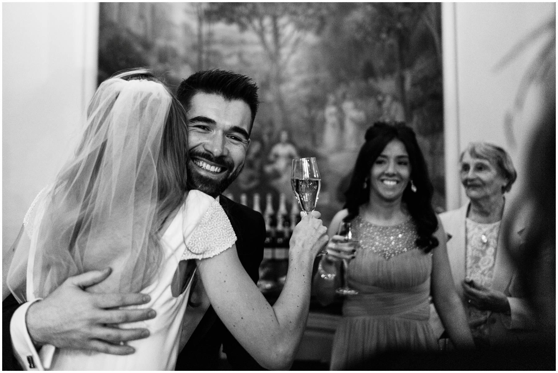 Reportage Wedding Photography at St Pancras Renaissance Hotel