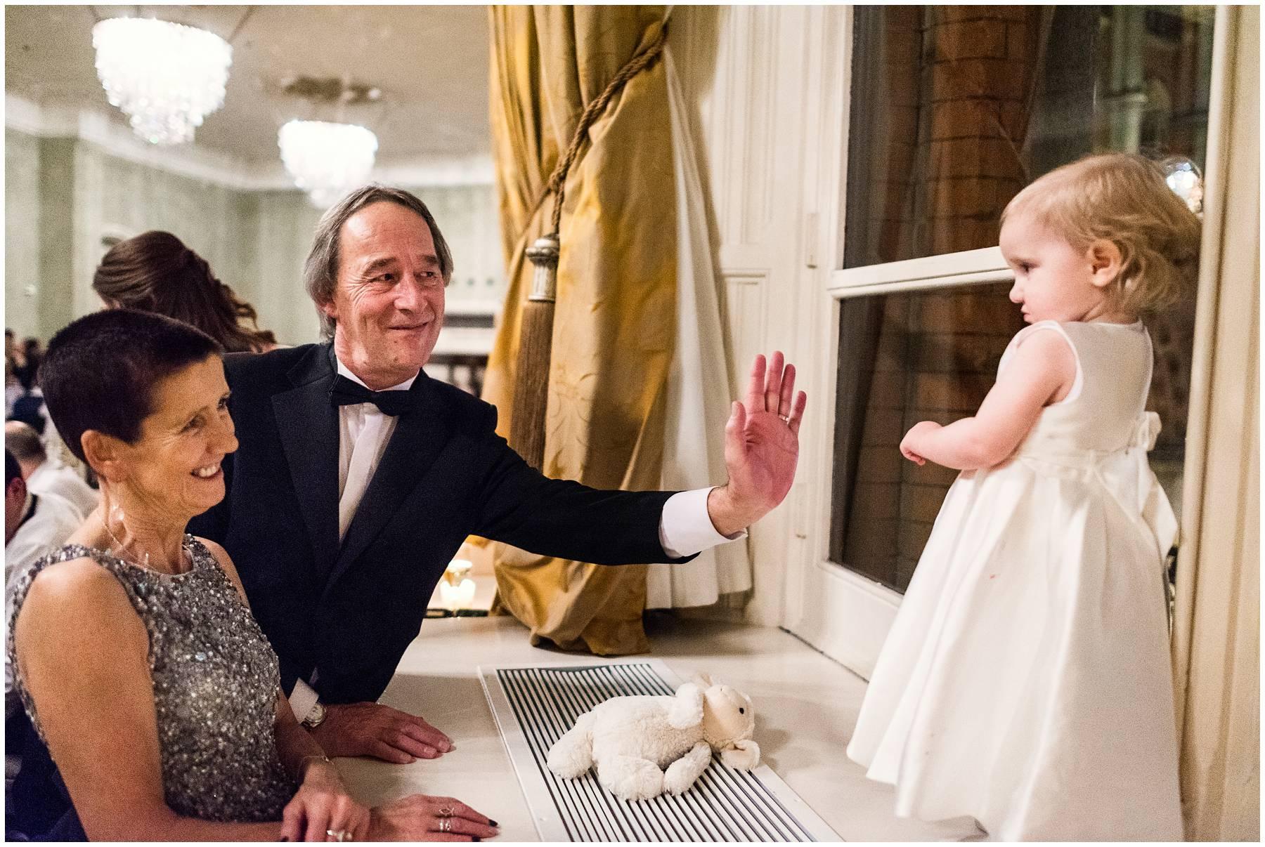 Documentary Wedding Photography at St Pancras Renaissance Hotel