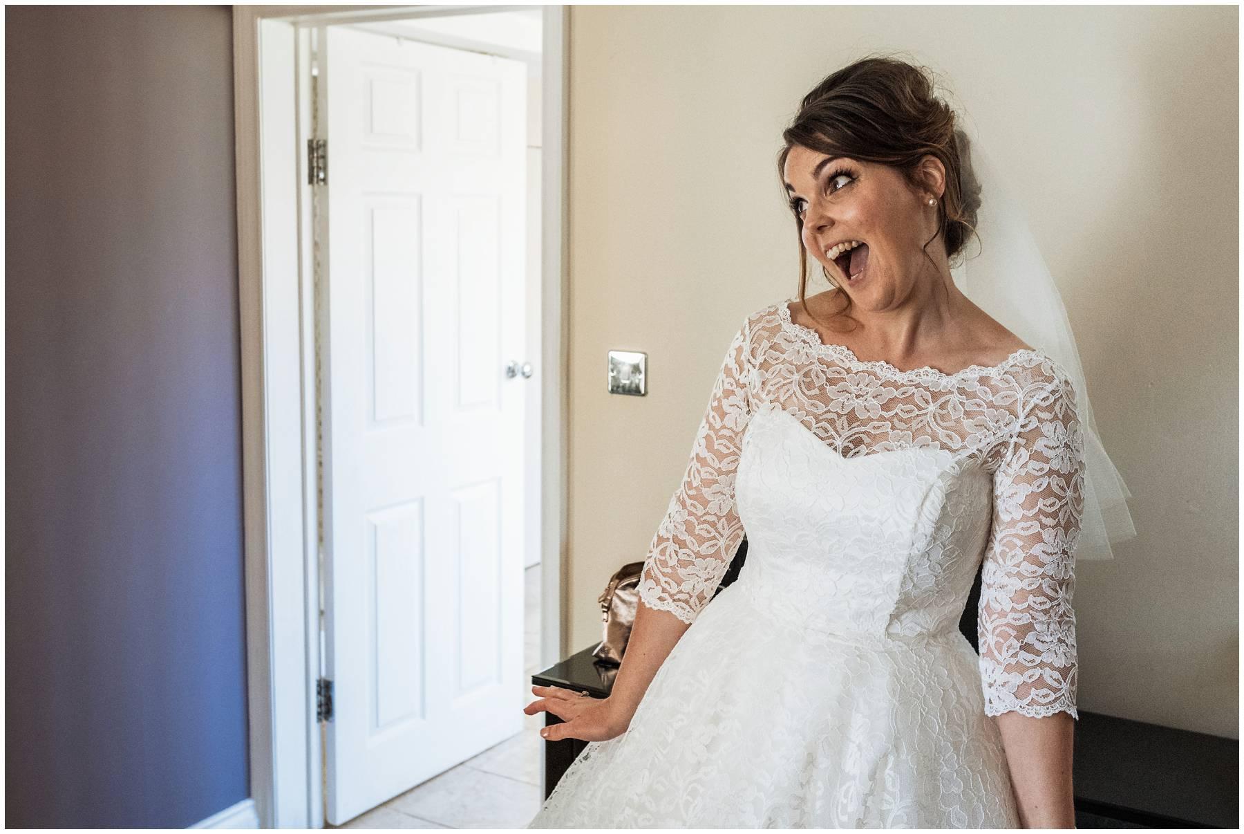 Wedding at Vaulty Manor