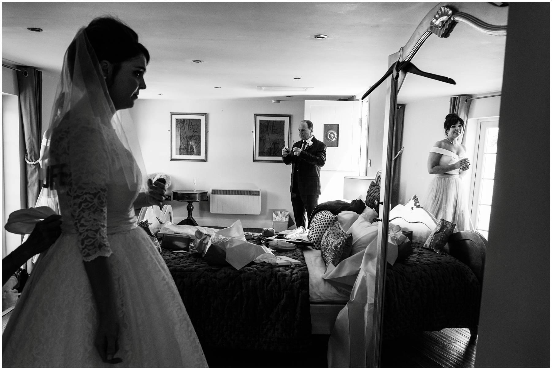 Documentary Wedding Photography at Vaulty Manor