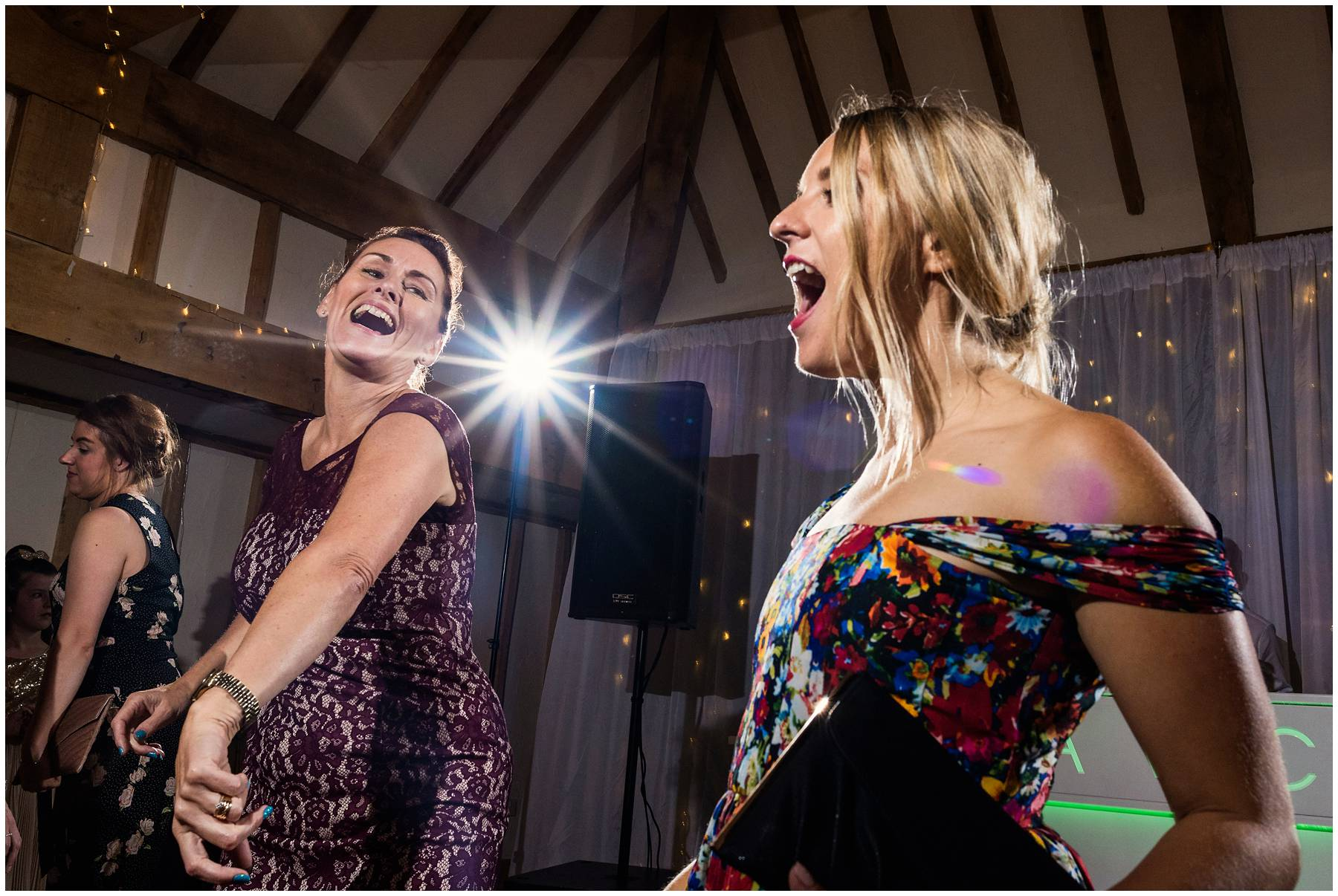 Essex Wedding Dance Floor