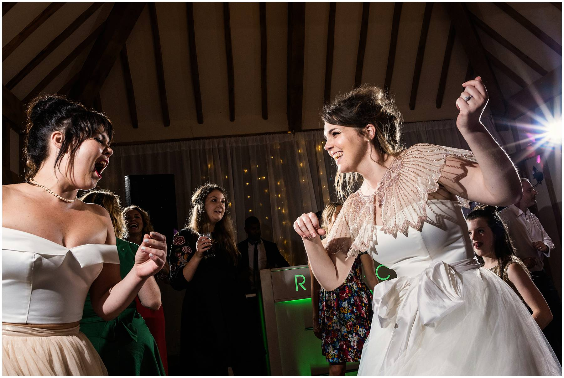 Reportage Wedding Photography at Vaulty Manor