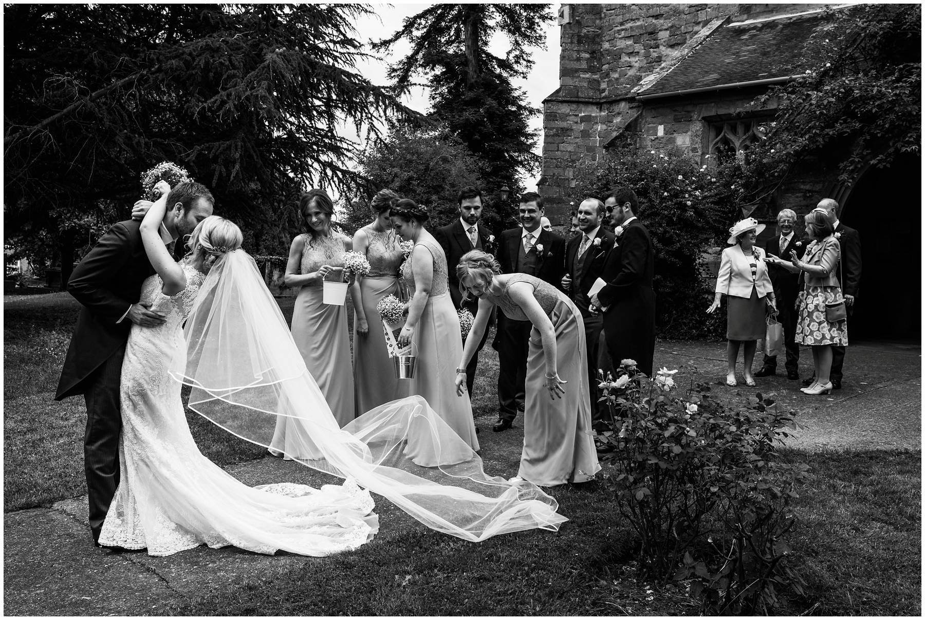 Spetchley Park Wedding Photographer